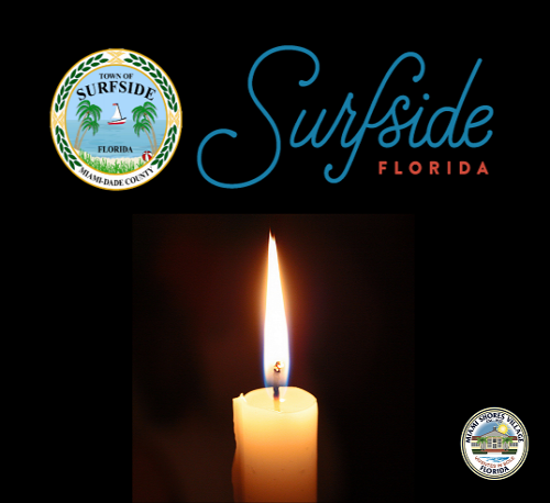 Vigil for the Town of Surfside